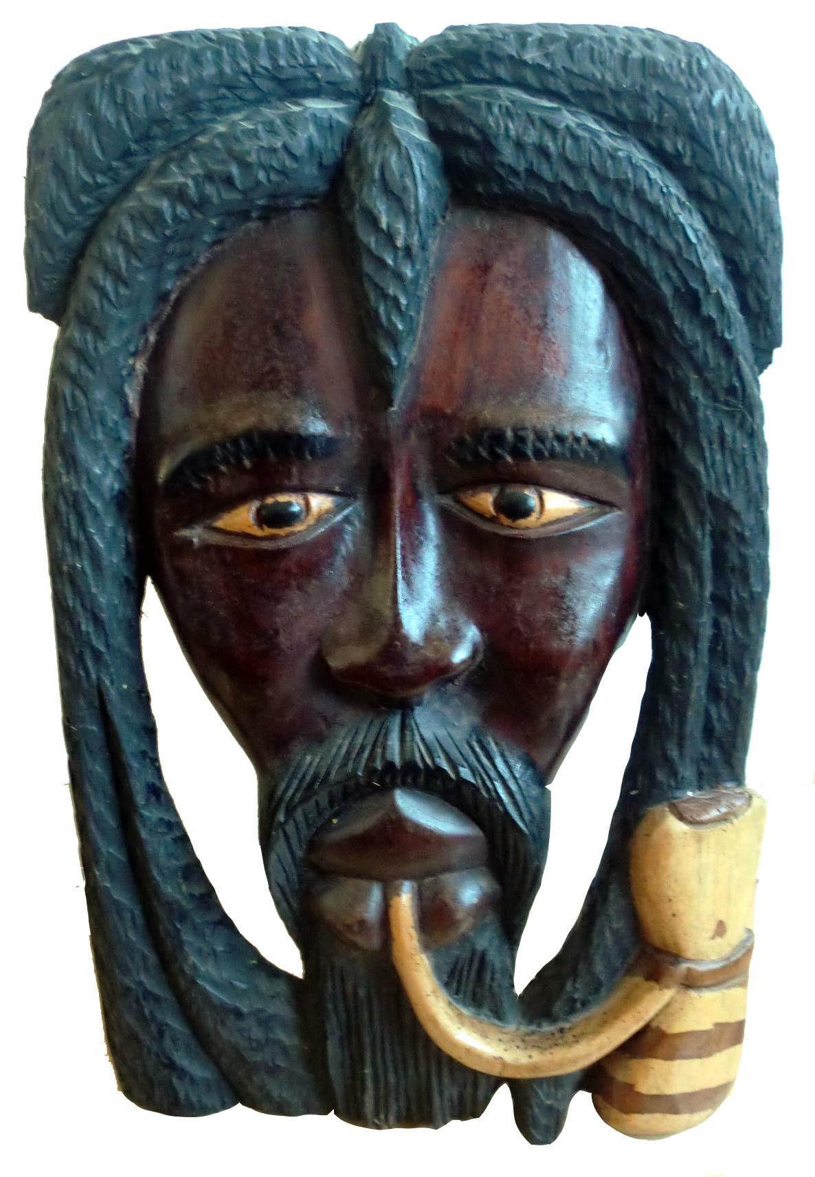 Jamaicaans masker