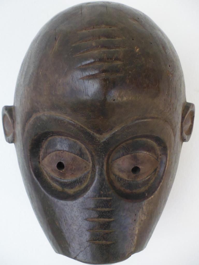 Bamileke Aap masker Kameroen