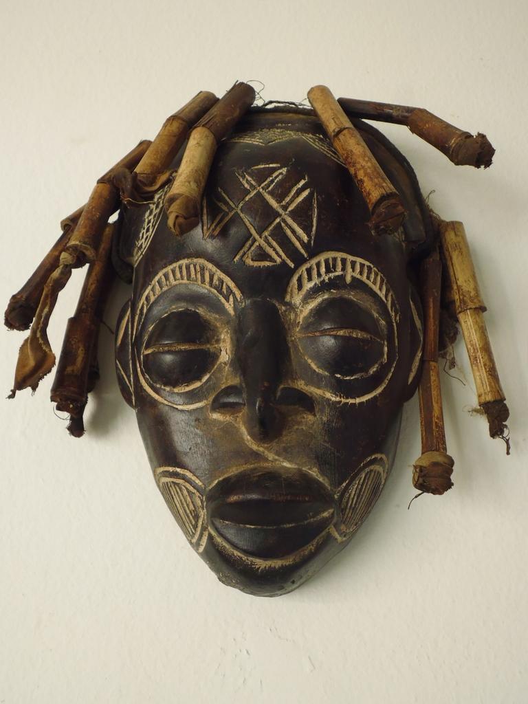Chokwe masker, DR Congo