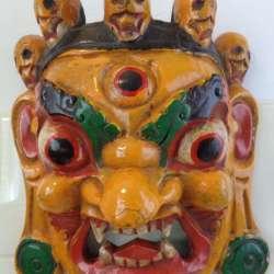 Aziatische maskers