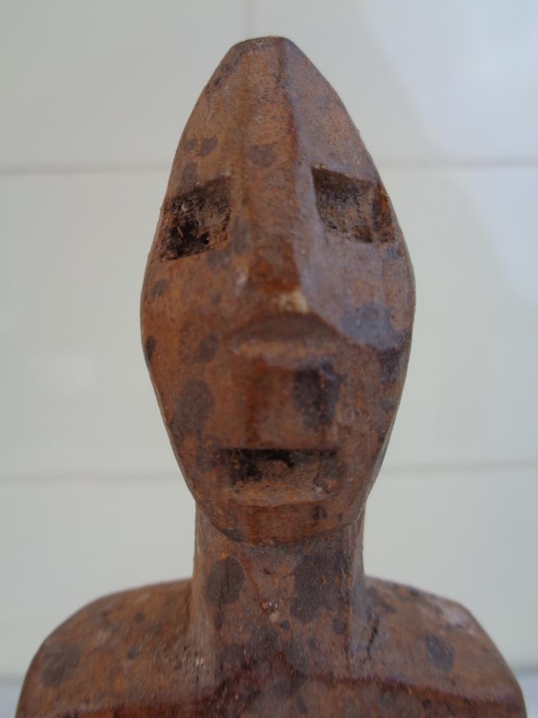 Voodoo beeld Ghana 2