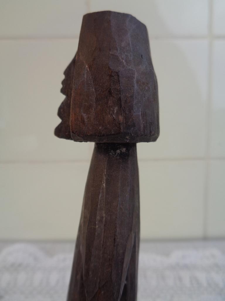 Voodoo beeld Ghana 3