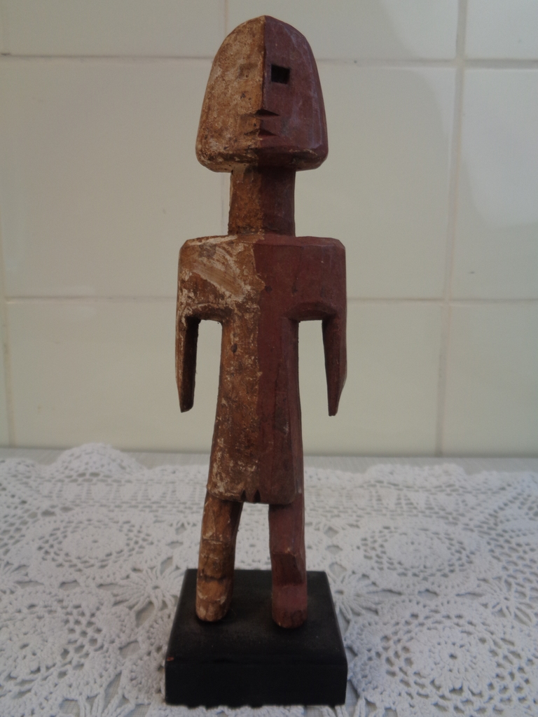 Voodoo beeld Ghana 4