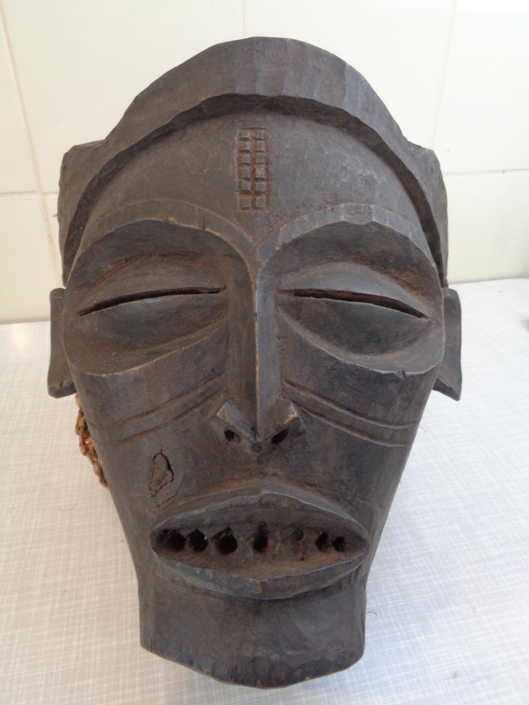 Chokwe masker, Angola