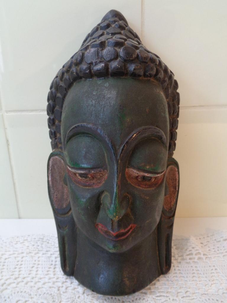 Boeddha masker, Thailand