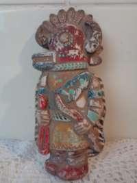 Aardewerk mythologische figuur