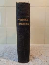 Antiek Gregoriaans gezangenboek Missale Romanum uit 1924