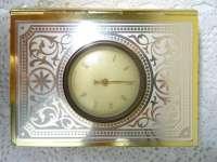 Antiek koperen doosje voor damessigaren
