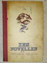 Zes novellen uit het oude IJsland 1943