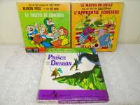 Collectie vintage Walt Disney tekenfilms