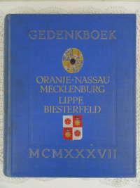 Gedenkboek Koninklijk huwelijk 1937