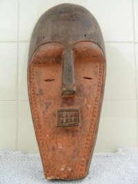 Kifwebe masker Songye