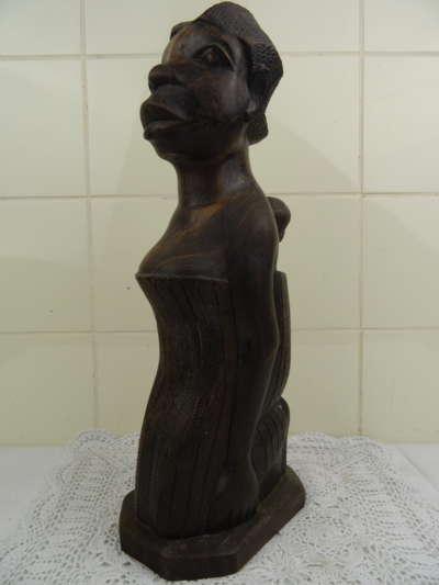 Afrikaans vruchtbaarheidsbeeld
