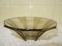 Antiek glazen schaaltje