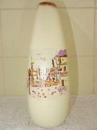 Aardewerk vaas Dom Keramik