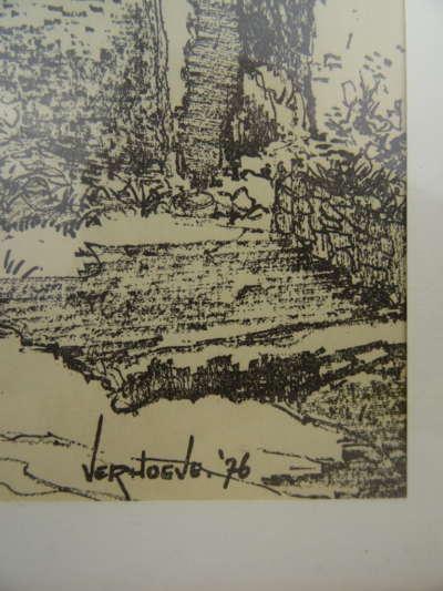 Collectie tekeningen Verhoeve 76