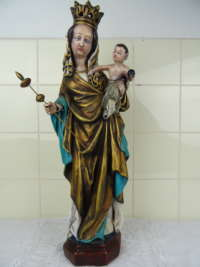 Imposant Mariabeeld MB