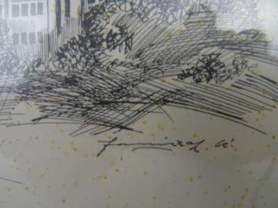 Staatsmijn Emma tekening