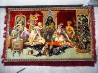 Antiek Indiaas wandkleed