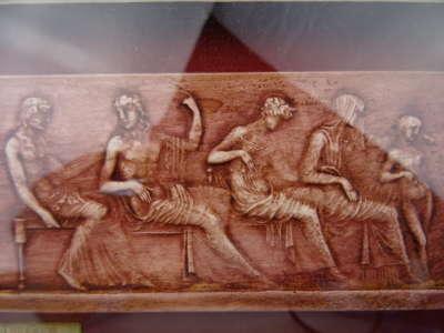 Parthenon replica The Gods Are Waiting