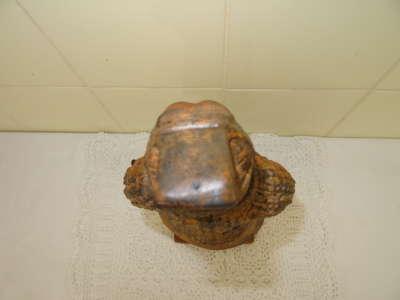 Antiek Chinees beeld terracotta leger