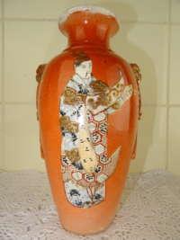Antieke Chinese aardewerk vaas