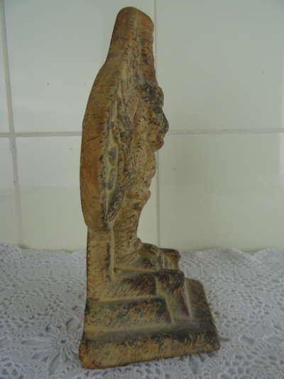 Aardewerk mythologisch beeld Mexico