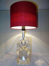 Vintage Italiaanse Design lamp