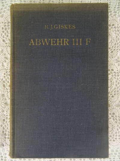 Abwehr III F H.J. Giskes