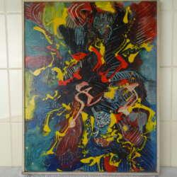 Kunst voor aan de muur
