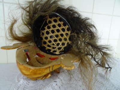 Mythologisch masker Indonesië
