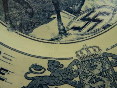 Collectie Herdenkingsborden Tweede Wereldoorlog