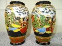 Antieke Chinese of Japanse vaasjes