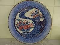 Antiek Japans wandbord