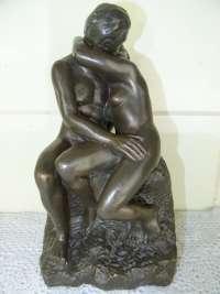 Beeld man en vrouw Parastone