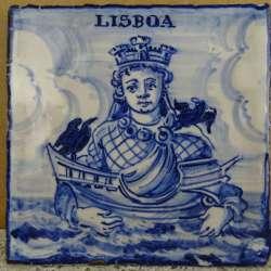Aardewerk Delfts blauw