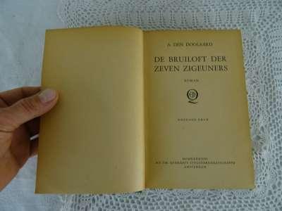 De bruiloft der zeven zigeuners A. den Doolaard