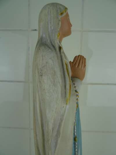 Antiek Mariabeeld uit Veghel
