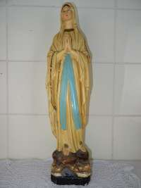 Antiek Mariabeeld Toulouse